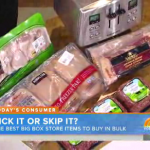 5 Things You Should Never Buy At Costco, Sam's Club, And 6 Things You Should [WATCH]