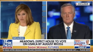 """Mark Meadows: Inspector General Report Is Delayed — """"Crimes Were Committed and People Need to Go to Jail"""" (Video)"""