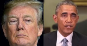 Obama Takes Sick Shots At Trump On Twitter, POTUS Destroys Barry For All The World To See On Twitter Over Tweet About Shootings