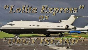 Check Out How Many Times The Clinton's Flew On Epstein's 'Lolita Express' or Visited His 'Orgy Island'