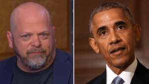 Pawn Star's, Rick Harrison, Destroys Barack Obama's Legacy
