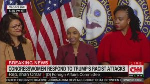 Omar Refuses To Answer Question About Al Qaeda At Press Conference But Calls For Trump's Impeachment (Video)