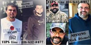 Brothers Missing After Traveling to Secure Farm Deal