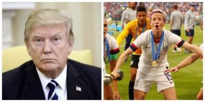 Trump Finally Responds To Women's Soccer Team Winning World Cup