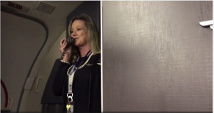 [VIDEO] You Wont Believe What This Flight Attendant Has To Say