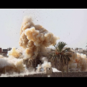 "POOF! Terrorist Explosives Expert Accidentally ""Explodes"" Himself… [WATCH]"