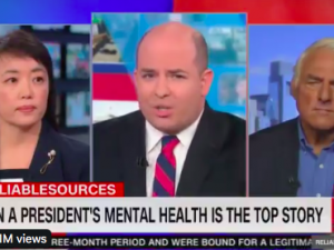 CNN Guest: 'Trump Responsible for More Deaths than Hitler, Stalin'
