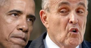 Rudy Giuliani Makes Huge Disclosure: Indictments For Obama Officials Coming Soon