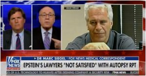 BOMBSHELL: Doctor Says Epstein Suffered Hemorrhaging In Neck, A Sign of Homicide [Watch]