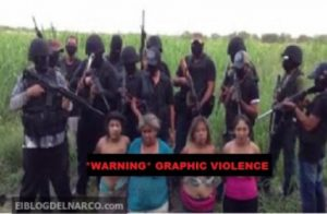 MEXICAN CARTEL BEHEADS FOUR WOMEN ON VIDEO. HEY LIBERALS, STILL THINK BORDER SECURITY IS BS?