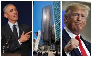 More Than 88,000 Sign Petition To Rename 5th Ave. In Front Of Trump Tower In Honor Of President Obama