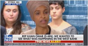 VIDEO: Ilhan Omar Crosses A Dangerous Line, Says Israel Not A 'Democracy' Or An 'Ally'