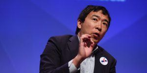 Yang Makes Promise to Give Families Money if They Vote For Him, One Problem…It's ILLEGAL