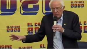 WATCH: Bernie Sanders Promises Free College & Health Care to the Undocumented