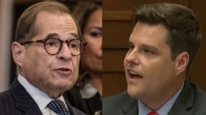 Rep Matt Gaetz Mocks Dems 'Low-T' Impeachment Effort