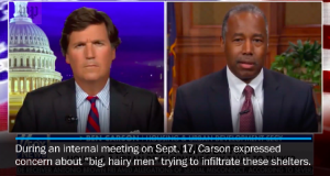 Ben Carson JUST Slammed 'Trans Women' With This Epic Statement