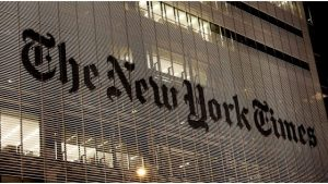 New York Times Deletes Kavanaugh Smear After Learning 'Victim' Does Not Recall Incident