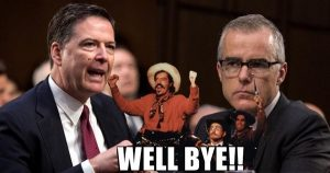 "Andrew McCabe To Be Indicted Any Minute Says James Comey's ""Good Friend"""
