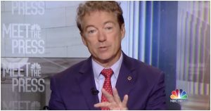 Rand Paul Goes On MSNBC & Calls for the Investigation of Four Democrat Senators