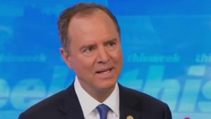 Schiff Makes Disturbing Announcement about DOJ