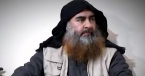ISIS Leader al-Baghdadi Was Located After Kurdish Spy Stole His Underwear