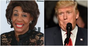 Maxine Waters Makes Ridiculous Claim President Trump Is 'Setting Some Of Us Up to Be Killed'