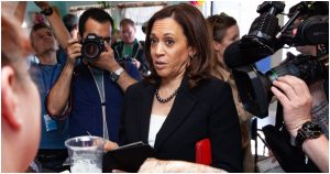 Kamala Says Giuliani Broke 'Many Laws,' Then Admits She Doesn't Know Which Ones