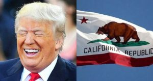 Trump Pulls A SLAM DUNK in Leftist California!