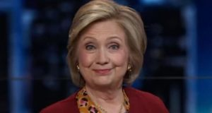 LATE NIGHT HOST COMES RIGHT OUT AND ASK'S HILLARY THE QUESTION WE HAVE ALL BEEN WANTING ANSWERED