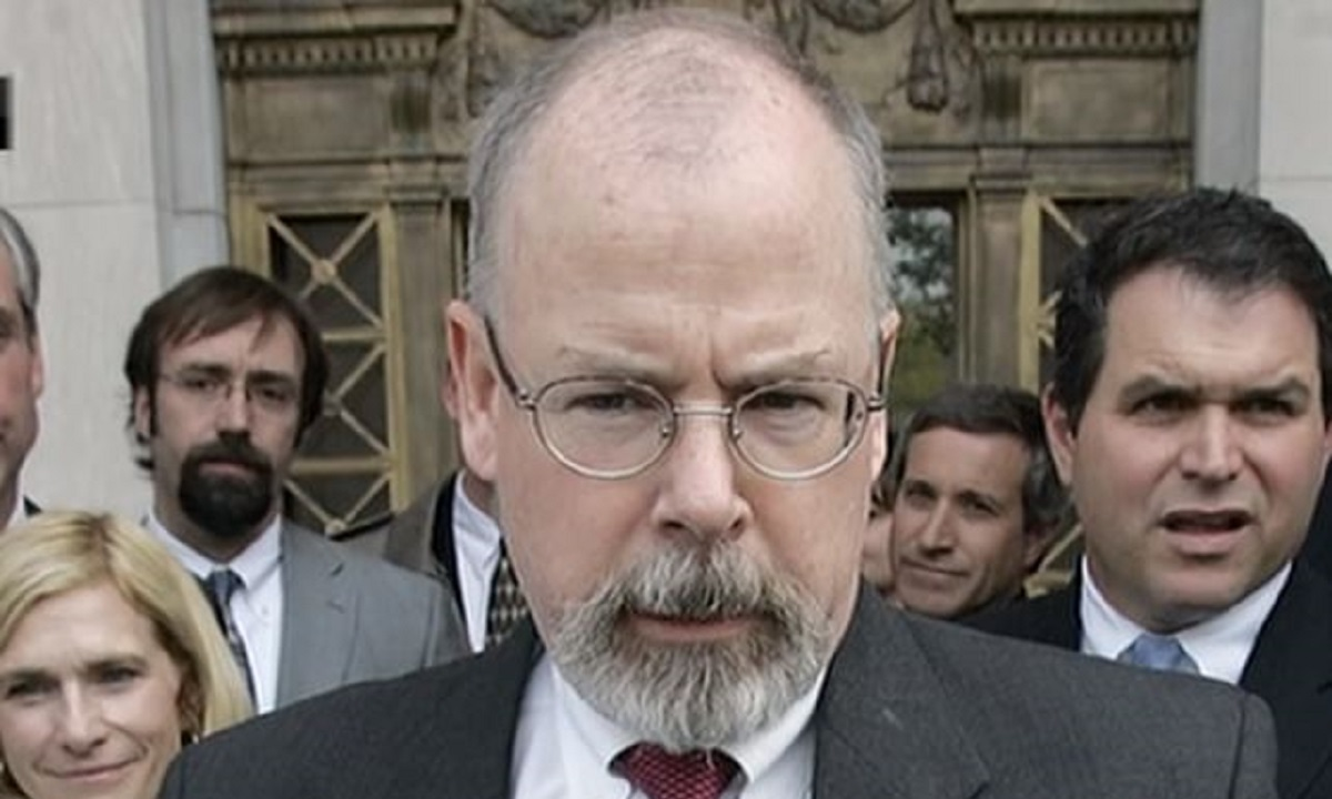 U.S. Attorney Durham Rips Inspector General Over FISA Report Conclusion