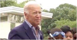Video: Biden Says, 'I Love Kids Jumping On My Lap' – Explains How His Leg Hair Turns Blonde