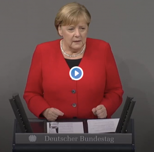 ANGELA MERKEL JUST MADE HER MOST BONE-CHILLING STATEMENT