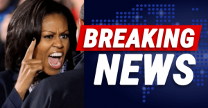 "Trump Gives Michelle Obama A Birthday Present – Smashes Through Her Despised ""Legacy"""